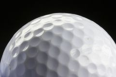 Golfball 01. Used golfballs Royalty Free Stock Images
