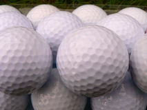 Golfball Stockbild