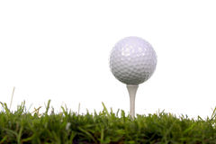 Golfball Immagine Stock