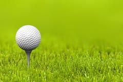 Golfball Lizenzfreie Stockfotos