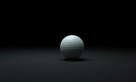 Golfball Stock Image