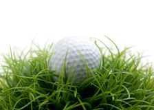 Golfball Stock Photography