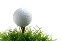 Golfball Stock Photos