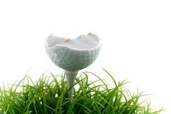 golfball Arkivfoton