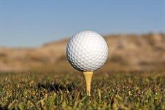 Golfball Stockfoto