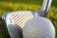 Golfball Stockfotos