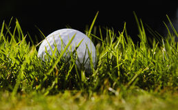 Golfball Royalty Free Stock Images