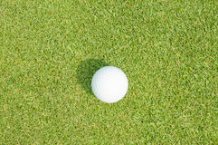 Golfball Royaltyfria Bilder