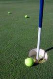 Golfball Lizenzfreie Stockfotografie