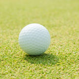 Golfball Royalty Free Stock Photography