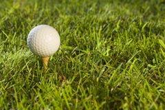 Golfball6 foto de archivo libre de regalías