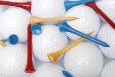 Golfballen Stock Fotografie