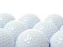 Golfballen Royalty-vrije Stock Fotografie
