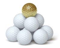 Golfballs Lizenzfreie Stockfotos