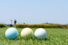 Golfballs Immagine Stock Libera da Diritti