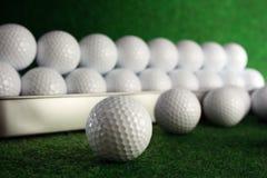 Free Golfballs Stock Photo - 4024020