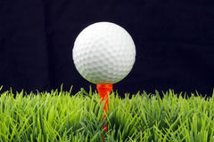 golfballutslagsplats Royaltyfria Foton