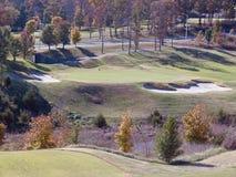 Golfbana Fotografering för Bildbyråer