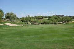 Golfbana Westin Kierland Arkivbilder