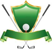 Golfbanneros Stock Images