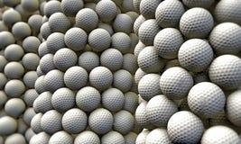 Golfbollar Royaltyfri Fotografi
