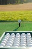 Golfbollar Royaltyfria Foton