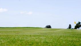 Golfbollrullning arkivfilmer