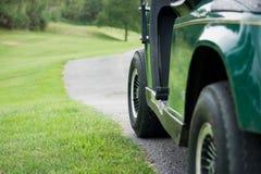golfcart Στοκ εικόνα με δικαίωμα ελεύθερης χρήσης