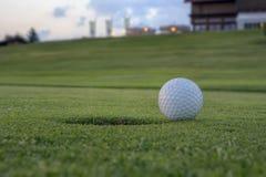 Golfclub royalty-vrije stock afbeeldingen