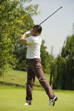 Golfclub royalty-vrije stock afbeelding