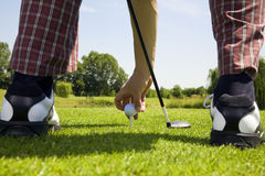Golfclub Lizenzfreies Stockfoto