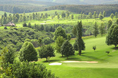 Golfclub Lizenzfreie Stockfotos