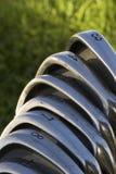 Golfclubs Stockfoto