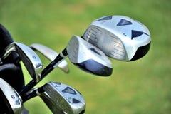 Golfclubs Lizenzfreie Stockfotografie