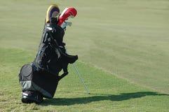Golfclubs Stockbild