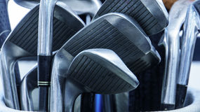 Golfclubs stockbilder