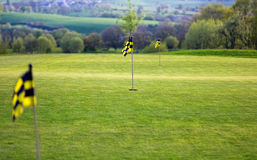 Golfcourse Stock Images