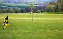 Golfcourse Στοκ Εικόνες