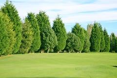 Golfcursus Stock Afbeeldingen