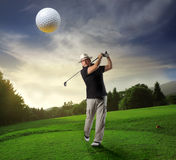 Golfe Fotos de Stock Royalty Free