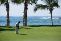 Golfe Foto de Stock