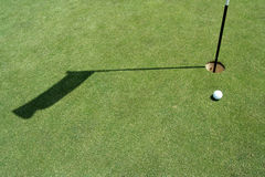 Golfe Fotografia de Stock