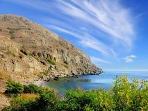Golfe bleu de mer Image libre de droits