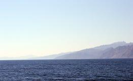 Golfe d'Aqaba, Egypte Image libre de droits