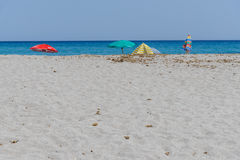 Golfe d'Orosei en Sardaigne, Italie Photographie stock
