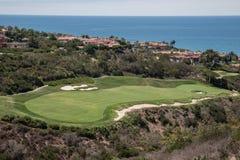 Golfe das casas de campo da costa do Newport de Marriott Foto de Stock Royalty Free