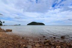 Golfe de la Thaïlande Photo stock