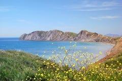 Golfe de mer Photos libres de droits
