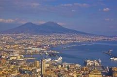 Golfe de Naples Photo libre de droits