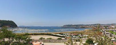 Golfe de Nisida Naples Images stock